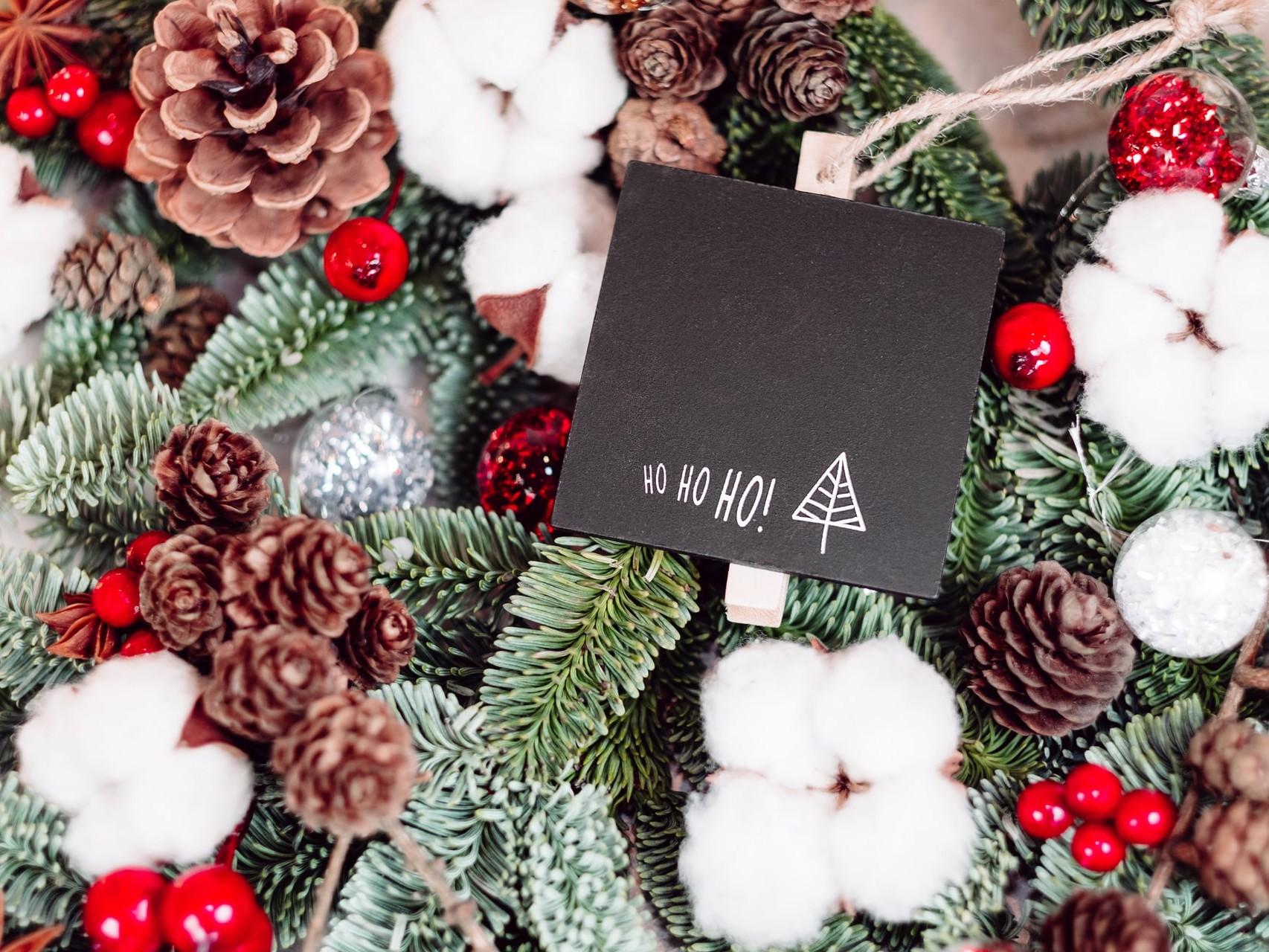 phrasal verbs at Christmas