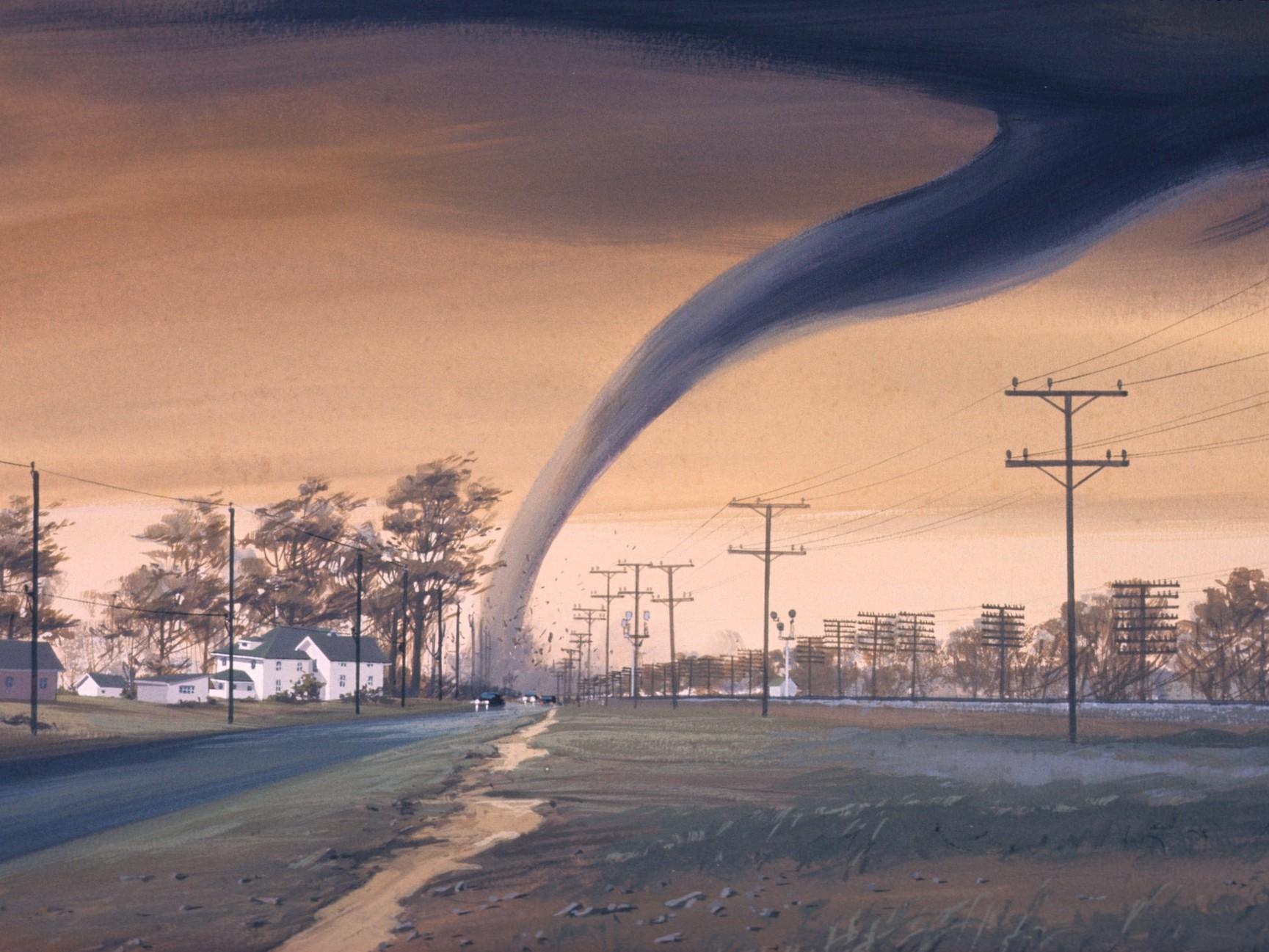 Hablando de catástrofes naturales